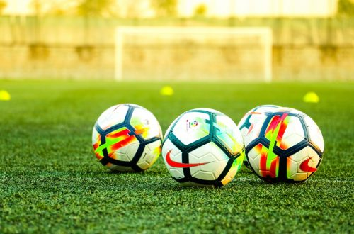 soccer ball 500x330 - The Evolution Of Soccer Balls